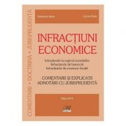Infractiuni economice - Sebastian Bodu, Ciprian Bodu