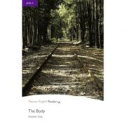 Level 5 The Body Book & MP3 Pack - Stephen King