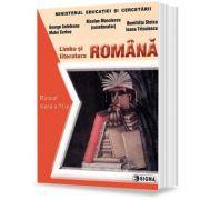 Limba si literatura romana. Manual pentru clasa a XI-a - Nicolae Manolescu