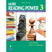More Reading Power 3 Student Book - Linda Jeffries