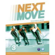 Next Move Level 3 Teacher's Book with Multi-ROM - Tim Foster, Philip Wood