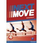 Next Move Level 4 Active Teach - Katherine Stannett, Fiona Beddall