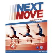Next Move Level 4 Teacher's Book & Multi-ROM Pack - Tim Foster, Tasia Vassilatou