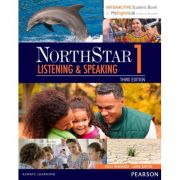NorthStar Listening and Speaking 1 Student Book, Interactiv with MyEnglishLab - Polly Merdinger, Laurie Barton