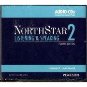 NorthStar Listening and Speaking 2 Classroom AudioCDs - Robin Mills, Laurie L. Frazier