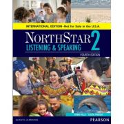 NorthStar Listening and Speaking 2 Student Book, International Edition - Robin L Mills, Laurie L. Frazier