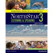 NorthStar Listening and Speaking 3 Student Book, International Edition - Helen S Solorzano, Jennifer Schmidt