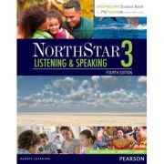 NorthStar Listening and Speaking 3 Student Book with Interactive Student Book and MyEnglishLab - Helen S Solorzano, Jennifer Schmidt