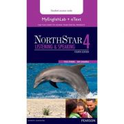 NorthStar Listening and Speaking 4 eText with MyEnglishLab