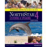 NorthStar Listening and Speaking 4 Student Book, International Edition - Tess Ferree, Kim Sanabria