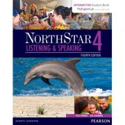 NorthStar Listening and Speaking 4 Student Book with Interactive Student Book and MyEnglishLab - Tess Ferree
