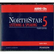 NorthStar Listening and Speaking 5 Classroom AudioCDs - Sherry Preiss