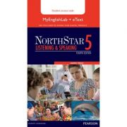 NorthStar Listening and Speaking 5 eText with MyEnglishLab - Sherry Preiss