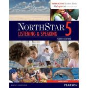 NorthStar Listening and Speaking 5 Student Book with Interactive Student Book and MyEnglishLab - Sherry Preiss