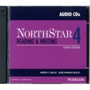 NorthStar Reading and Writing 4 Classroom AudioCDs - Andrew K. English, Laura Monahon English