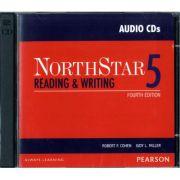 NorthStar Reading and Writing 5 Classroom AudioCDs - Robert Cohen, Judith Miller, Judith Miller