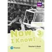Now I Know! 3 Teacher's Book - Catherine Zgouras