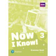 Now I Know! 3 Grammar Book - Linnette Erocak