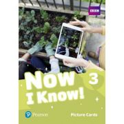 Now I Know! 3 Picture Cards - Jeanne Perrett