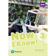 Now I Know! 3 Workbook with App - Catherine Zgouras