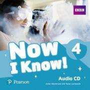 Now I Know! 4 Audio CD - Annie Altamirano, Tessa Lochowski