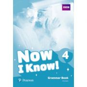 Now I Know! 4 Grammar Book - Chris Speck