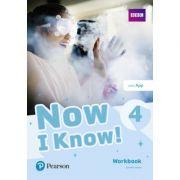 Now I Know! 4 Workbook with App - Jennifer Heath