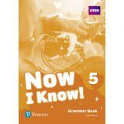 Now I Know! 5 Grammar Book - Virginia Marconi