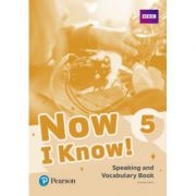 Now I Know! 5 Speaking and Vocabulary Book - Annette Flavel