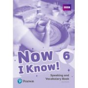 Now I Know! 6 Speaking and Vocabulary Book - Annette Flavel