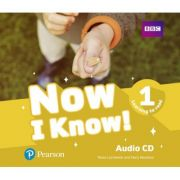 Now I Know Level 1. Learning to read Now I Know 1 (Learning To Read) Audio CD