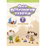 Our Discovery Island Level 1 Active Teach CD-ROM