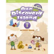 Our Discovery Island Level 1 Activity Book with CD-ROM