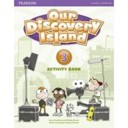 Our Discovery Island Level 3 Activity Book and CD ROM - Debbie Peters, Anne Feunteun