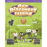 Our Discovery Island Level 3 Teacher's Book with PIN Code