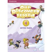 Our Discovery Island Level 4 Active Teach CD-ROM