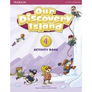 Our Discovery Island Level 4 Activity Book with CD-ROM