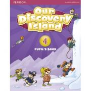 Our Discovery Island Level 4 Student's Book plus pin code