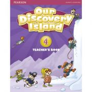 Our Discovery Island Level 4 Teacher's Book with PIN Code