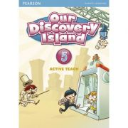 Our Discovery Island Level 5 Active Teach CD-ROM