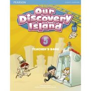 Our Discovery Island Level 5 Teacher's Book with PIN Code