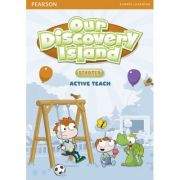 Our Discovery Island Starter Active Teach CD-ROM