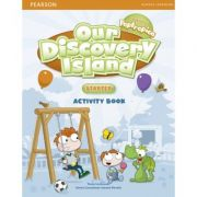 Our Discovery Island Starter Activity Book and CD ROM