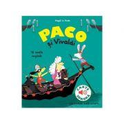 Paco si Vivaldi. 16 sunete muzicale - Magali Le Huche