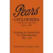 Pears' Cyclopaedia 2017-2018 - Chris Cook