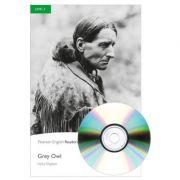Pearson English Readers Level 3. Grey Owl Book + CD - Vicky Shipton