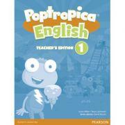 Poptropica English American Edition 1 Teacher's Edition