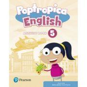 Poptropica English Level 5 Activity Book