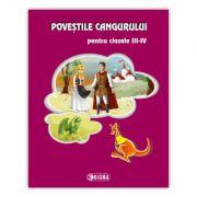 Povestile cangurului pentru clasele III-IV ( 2007-2012 )