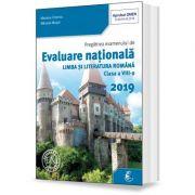 Pregatirea examenului de Evaluare nationala 2019 la Limba si literatura romana, clasa a VIII-a - Mariana Cheroiu